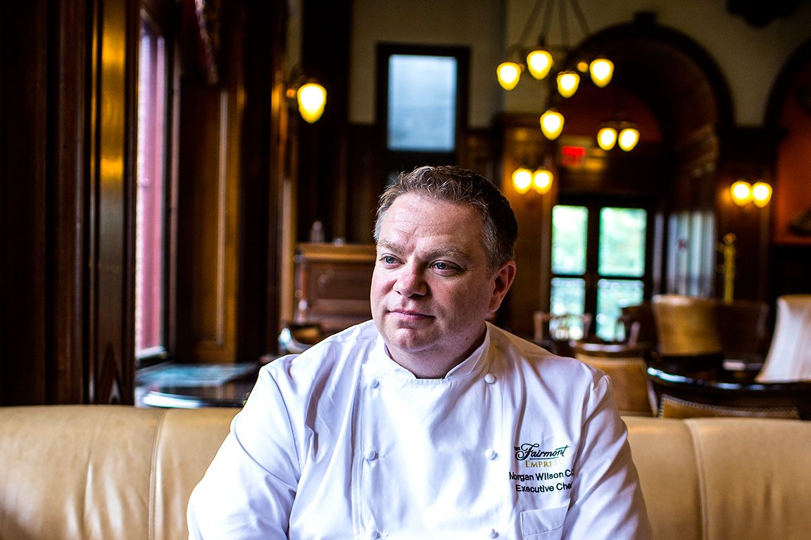 Head Chef, The Fairmont Empress